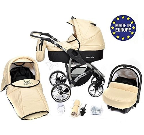 Cochecitos o carritos de bebé y sistemas de viaje
