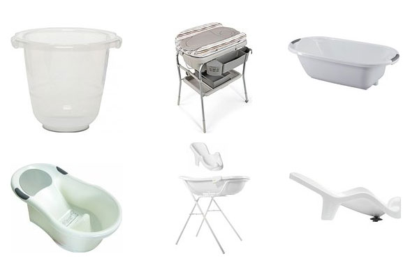 Bañeras de bebé, asientos y soportes para comprar