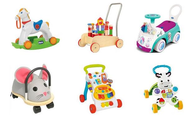 Comprar correpasillos y andadores baratos para bebés