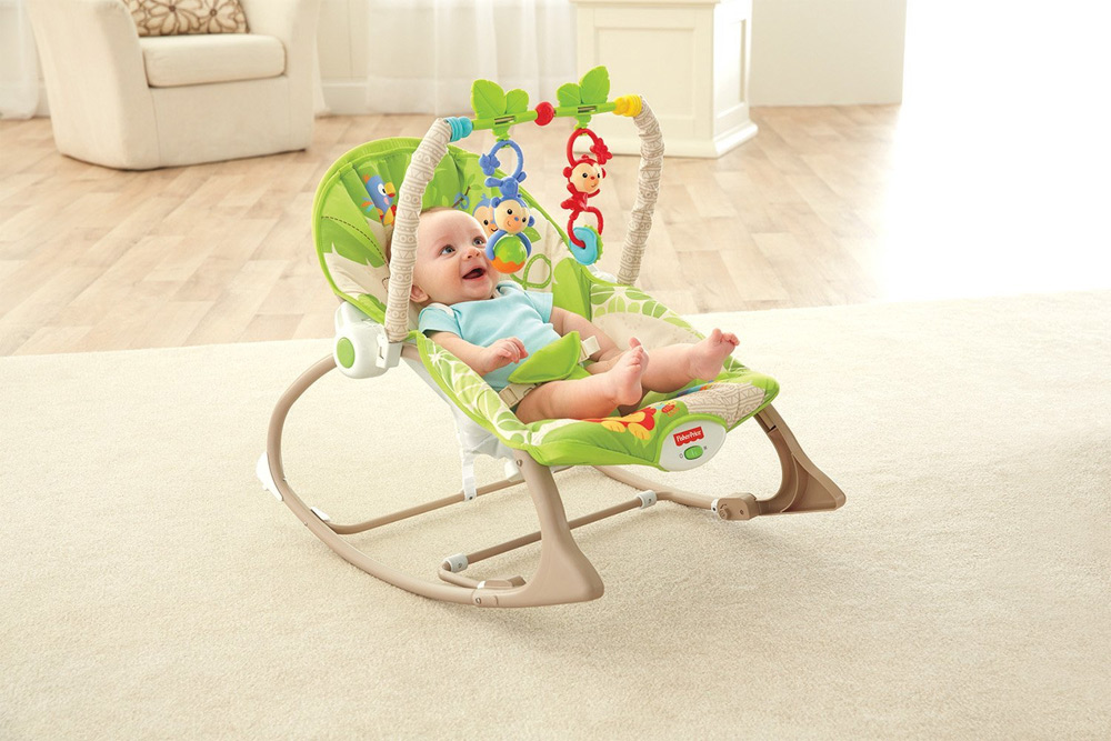 20b4e5c914e ▷ Hamacas para bebés【2019】Fisher-Price, BABYBJÖRN, Chicco, Jané ...