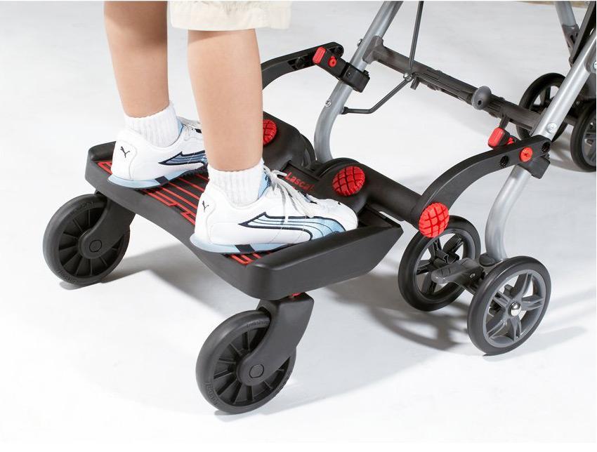 Couleurs variées 2e7ff 70ce5 ▷ Patín para carro de bebé【Universales, con o sin asiento...】