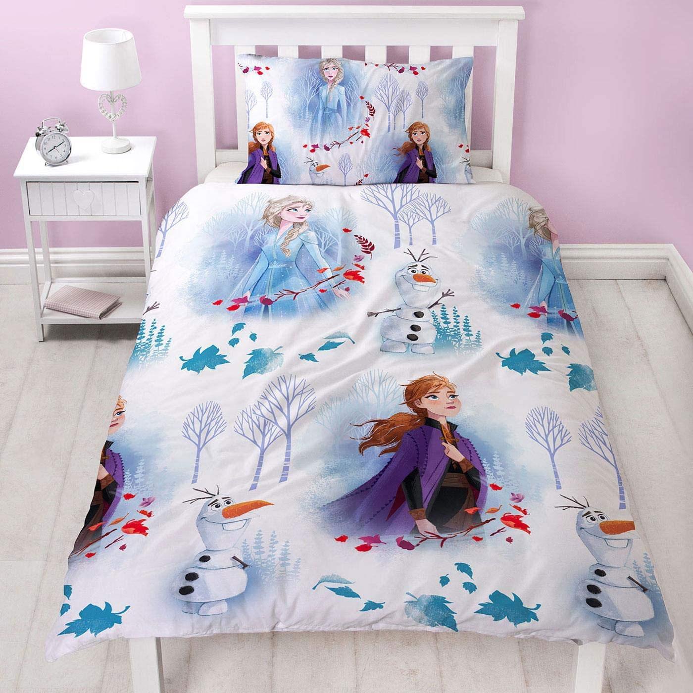 Comprar sábanas infantiles de Frozen, Spiderman, Los Vengadores, Mickey Mouse y Minnie,...